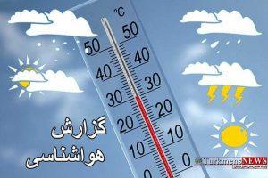 Havashenasi 8A 300x200 - افزایش دمای هوای گلستان افزایش می یابد