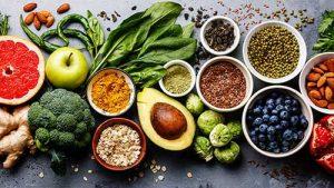 Healthy Food 300x169 - خوراکیهای انرژی زا برای تابستان