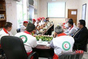 Helal Gonbad TN 3 300x200 - تیم واکنش سریع هلال احمر شرق استان گلستان رسما فعال شد+تصاویر