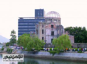 Hiroshima 2 23D 300x223 - شهری که «صلح و دوستی» صادر میکند
