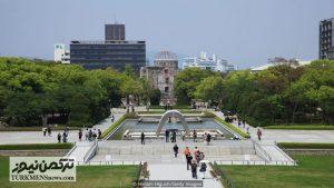 Hiroshima 23D 300x169 - شهری که «صلح و دوستی» صادر میکند