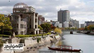 Hiroshima 4 23D 300x169 - شهری که «صلح و دوستی» صادر میکند