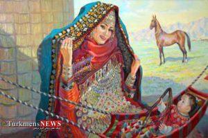 هودی به ثبت ملی رسید/ لالایی گنجینه ای از فرهنگ اصیل ترکمن