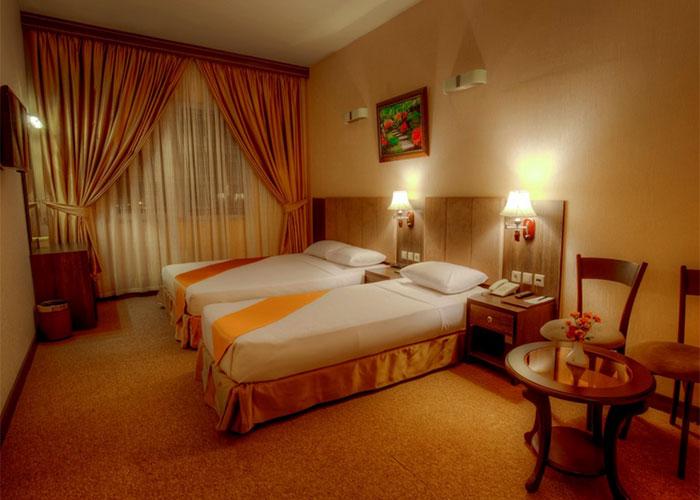 Hotel 14 - احداث 2 هتل بزرگ و مدرن در گنبدکاووس