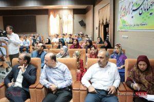 IMG 0013 300x200 - مراسم رونمایی از کتاب زبان و ادبیات ترکمنی+تصاویر
