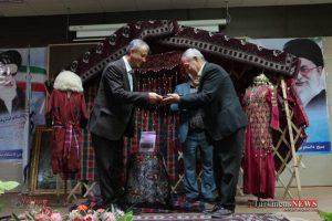IMG 0037 1 300x200 - مراسم رونمایی از کتاب زبان و ادبیات ترکمنی+تصاویر