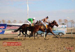 IMG 0071 300x209 - هفته دهم رقابتهای کورس اسبدوانی پاییزه گنبدکاووس برگزار شد+ عکس