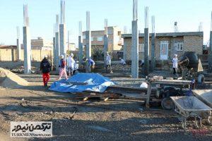 IMG 0134 300x200 - کسانی که توانایی مالی دارند برای ساخت حوزه علمیه پیشقدم شوند+عکس