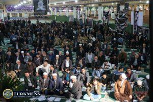 IMG 2024 300x200 - مراسم سومین روز درگذشت  امام جمعه سابق گنبد کاووس برگزار شد+عکس