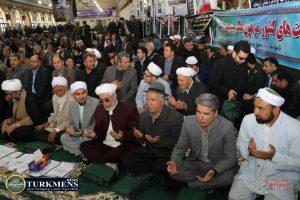 IMG 2063 300x200 - مراسم سومین روز درگذشت  امام جمعه سابق گنبد کاووس برگزار شد+عکس
