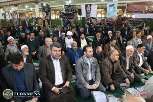 IMG 2122 300x200 - مراسم سومین روز درگذشت  امام جمعه سابق گنبد کاووس برگزار شد+عکس