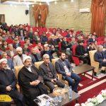 IMG 3646 150x150 - مراسم گرامیداشت پدر نشر ترکمن در سالن هلال احمر گنبد کاووس/گزارش تصویری