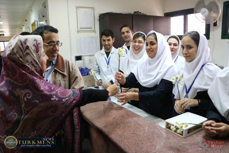 روز پرستار/بیمارستان پیامبر اعظم