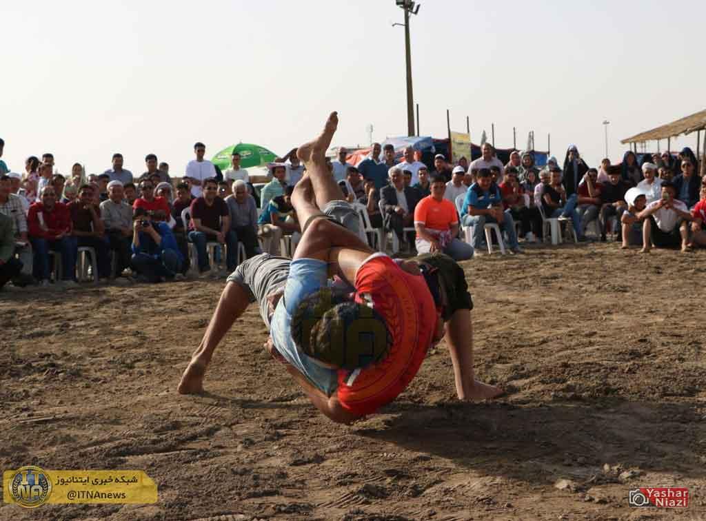 فعال کردن کشتی ترکمنی گورش در سراسر کشور
