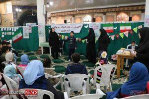 IMG 7014 300x200 - رو نمایی از اولین کتاب شعر و رنگ آمیزی کودکانه با موضوع دفاع مقدس استان گلستان