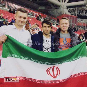 IRAN RUSIE02 300x300 - تیم ملی فوتبال ایران در خانهی روسیه 1-1 مساوی کرد