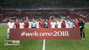 IRAN RUSIE03 300x169 - تیم ملی فوتبال ایران در خانهی روسیه 1-1 مساوی کرد