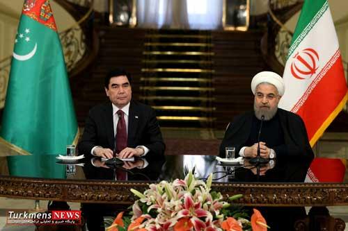 IRAN TURKMENISTAN - روابط اقتصادی ایران و ترکمنستان به ۶۰ میلیارد دلار افزایش می یابد