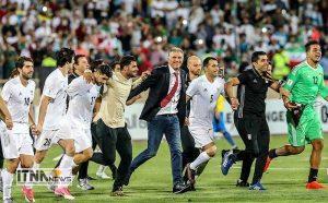 ITNAnews Footbal Iran21m 300x186 - تیم ملی فوتبال ایران تنها 5 ستاره جهان