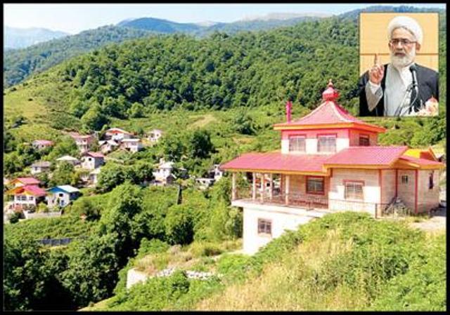 Jangal 21 Sh - تخریب جنگل ناهارخوران گرگان صدای دادستان کشور را هم درآورد
