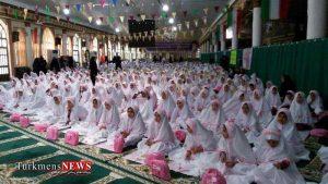 Jashn Taklif 2O 300x169 - برگزاری جشن تکلیف یکهزار دختر گنبدی