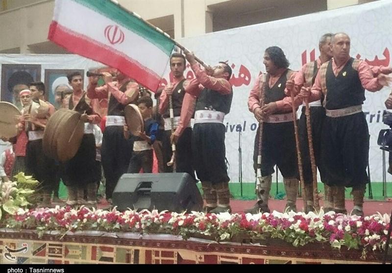 Jashnvareh 19 Sh - برگزاری جشنواره بینالمللی اقوام ایران زمین سال ۹۷ در گنبدکاووس