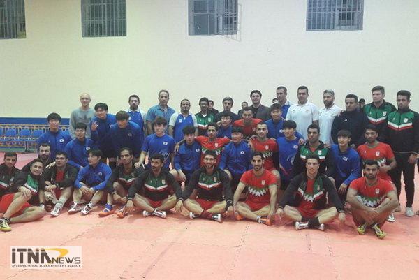Kabedi 28A - بازیکنان تیم ملی ایران ممنوع المصاحبه شدند