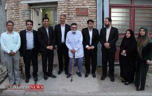 Karimi 1 22Kh 300x190 - اولین پلاک ماندگار هنرمند صنایع دستی استان گلستان در شهرستان گنبد کاووس نصب شد