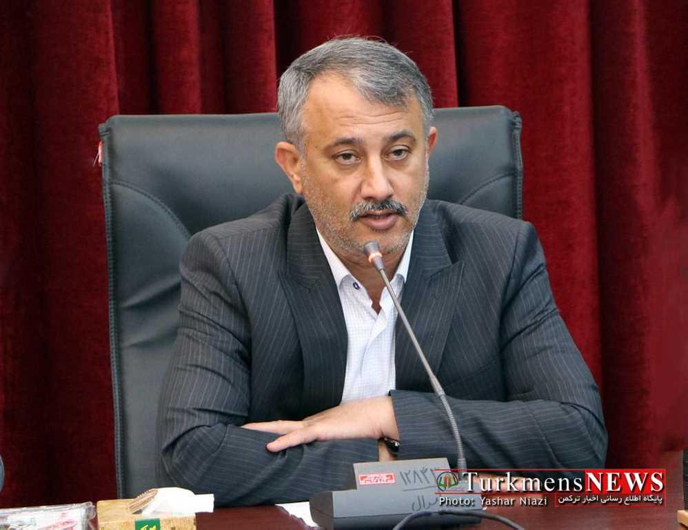 Karimi TurkmensNews27F - طرح الحاق روستاهای اقماری گنبدکاووس فاقد مصوبات قانونی است