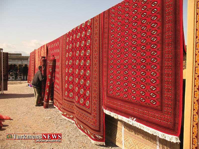 Karpet 2Kh - Türkmen halıları