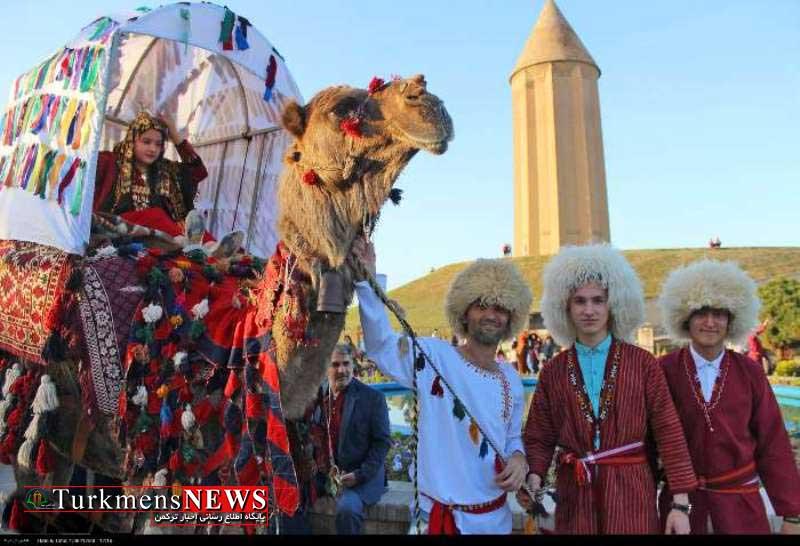 Kejaveh 4F - حدود 84 هزار مسافر از جاذبه های گردشگری گنبدکاووس بازدید کردند