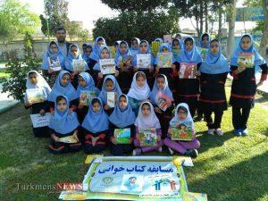 Ketabkhani 22F 1 300x225 - برگزاری مسابقه کتابخوانی به مناسبت سالروز شهادت  هنرمند انقلابی شهید آوینی+تصاویر