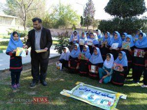 Ketabkhani 22F 2 300x225 - برگزاری مسابقه کتابخوانی به مناسبت سالروز شهادت  هنرمند انقلابی شهید آوینی+تصاویر