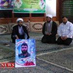 Ketabkhani 2M 2 150x150 - برگزاری نشست کتابخوانی به یاد شهید مدافع حرم حاج احمد غلامی+تصاویر