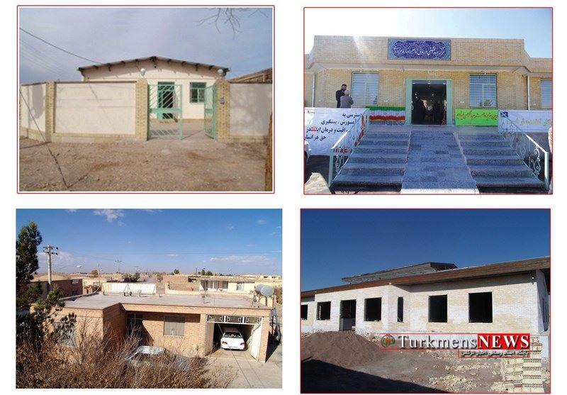 KhaneBehdasht 14 Sh - احداث ۶۴ خانه بهداشت جدید در استان گلستان