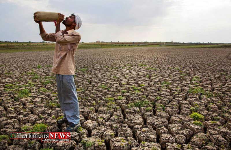 Khoshksali 20Kh - کشاورزی، پاشنه آشیل مدیریت مصرف آب در گلستان