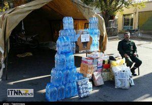 Komak Golestan 28A 300x209 - ۶ میلیارد ریال کمکهای مردم استان گلستان به مناطق زلزلهزده ارسال شد