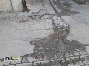 Kooche Ahmadi 3 300x225 - ساکنین خیام شمالی کوچه احمدی گنبد کاووس درخواست رسیدگی دارند+عکس