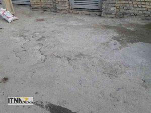 Kooche Ahmadi 4 300x225 - ساکنین خیام شمالی کوچه احمدی گنبد کاووس درخواست رسیدگی دارند+عکس