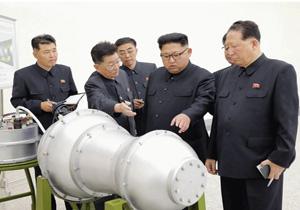 Korea 13 Sh - بمب هیدروژنی چیست و چه تفاوتی با بمب اتمی دارد؟