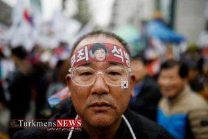 Korean 1 17F 300x200 - رییس جمهور سابق کرهجنوبی به ۲۴ سال زندان محکوم شد