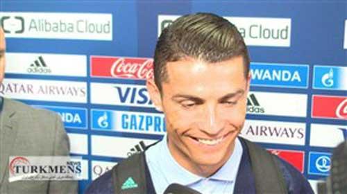 Kristian Ronaldo 1 26Az - رونالدو: خنده من بهترین پاسخ به گائوچوست