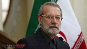Larijani 1 300x169 - Larijani: Amerikanyň boluşyna görä Eýran çäre görendir