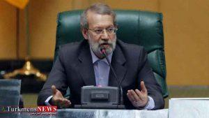 Larijani 300x169 - Larijani: Amerika birleşen milletler guramasyny ýok etmegiň yzyndadyr