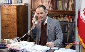 منصور طعنه گنبدی شهردار گنبد کاووس