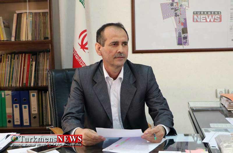 Mansur Taeneh Gonbadi TurkmensNews 4 - راه اندازی خانههای محله در گنبدکاووس با 14 میلیارد ریال اعتبار
