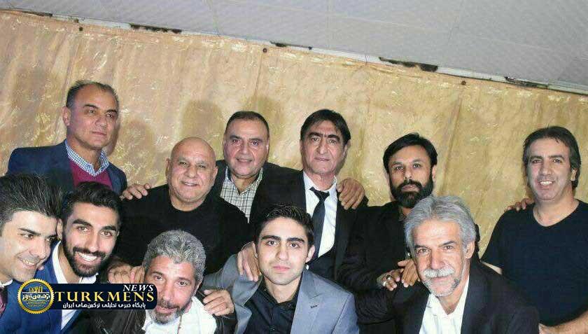 MohammadKhani 4Az - ناصر محمدخانی برای سومین بار داماد شد + عکس