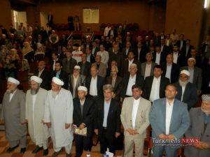 Moosa Jorjani TurkmensNews 2 300x225 - مراسم نکوداشت موسی جرجانی به پاس نیم قرن فعالیت در عرصه فرهنگ و هنر ترکمن برگزار شد