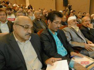 Moosa Jorjani TurkmensNews 5 300x225 - مراسم نکوداشت موسی جرجانی به پاس نیم قرن فعالیت در عرصه فرهنگ و هنر ترکمن برگزار شد
