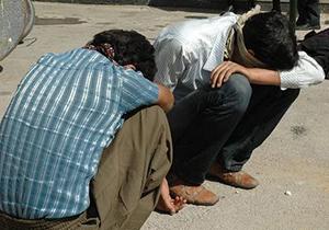 Motad 1O - ۱۹ معتاد پرخطر و متجاهر در کردکوی جمع آوری شد